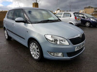 2010 Skoda Fabia TDI, £30 ROAD TAX, 75 MPG, FSH