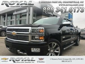 2015 Chevrolet Silverado 1500 High Country  - Leather Seats