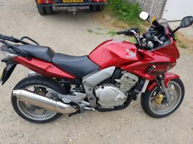 Honda cbf1000 spares or repair project