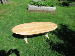 antique table de salon