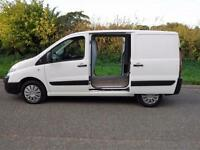 Citroen Dispatch 1.6HDi Diesel 1200 L1 H1 TWIN SIDE DOORS & ONLY 79000 MILES