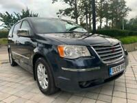 2009 Chrysler Grand Voyager 2.8 CRD Limited 5dr Auto MPV Diesel Automatic