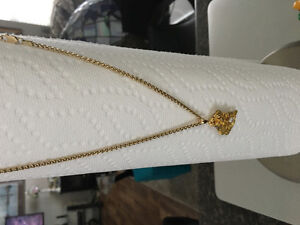 Gold Alaskan nugget