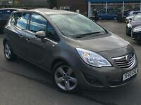 2013 Vauxhall Meriva 1.3 CDTi 16v Tech Line 5dr (a/c)