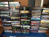 Collections de DVD et Blu-Ray beaucoup de choix csi