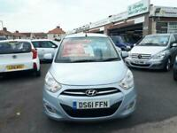 2012 Hyundai i10 1.2 Active Automatic 5-Door From £5,695 + Retail Package HATCHB