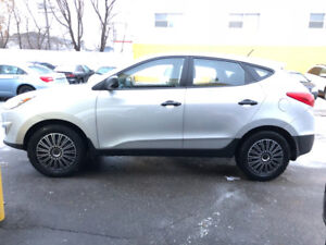 2013 HYUNDAI TUCSON 5 SPEED MANUAL TRANSMISSION