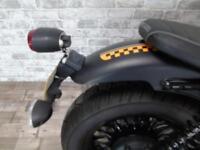 Moto Guzzi V9 Bobber 10'6 *500 Miles example!*