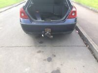 Ford mondeo tow bar