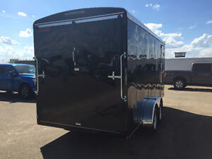 2016 TNT 16ft Enclosed Trailer w/Extended Height $7999 Edmonton Edmonton Area image 3