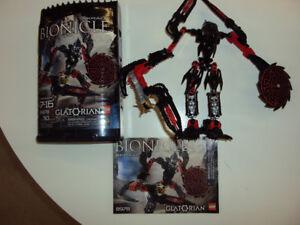 Bionicle: Skrall (includes canister and booklet)