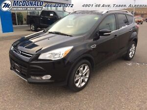 2015 Ford Escape Titanium   LEATHER! 4WD! HEATED SEATS!