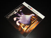 NINTENDO 3DS-SPIRIT CAMERA-MANUAL ONLY (COMPLETE YOUR GAME)