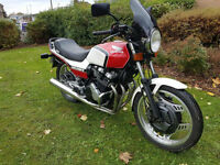 Honda CBX550 PX Swap UK Delivery Anything considered