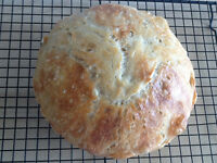 DAILY, PICK UP YOUR ARTISAN BREAD FRESH FROM THE OVEN!