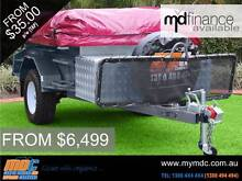 New 2016 MDC 'OFF Road Deluxe' V5 Camper Trailer Coopers Plains Brisbane South West Preview