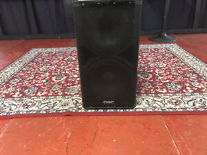 QSC HPR122i Active PA Speaker/Monitor (4 available)