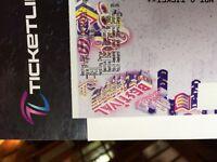 BESTIVAL Tickets x2 plus FERRY