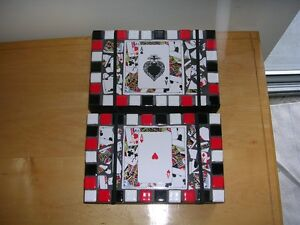 Card Player Boxes Handcrafted GREAT  GIFT
