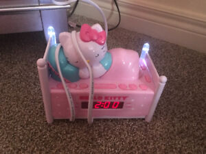 Collection Hello kitty sandwich maker clock and dispense