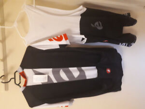 Brand New Cervelo Cycling Jersey and Bib Shorts