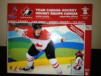 Sidney Crosby Team Canada Poster Puzzle