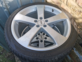 "18"" TSW alloy wheels (toyota fitment)"