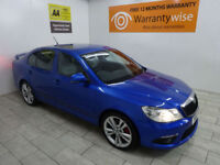 2011,Skoda Octavia 2.0TDI CR 170bhp vRS***BUY FOR ONLY £36 PER WEEK***