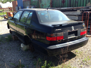 1998 Jetta GT parts car with 2.0L gas engine and 5 speed trans