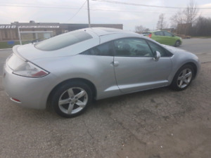 Mitsubishi eclipse gs 2door low ml automatic