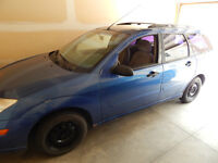 2002 Ford Focus Swap or trade