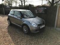 2007/57 Suzuki Swift 1.3 GL Attitude Stunning Looks ! New 1 yr MOT P/X to clear