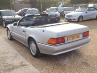 1990 G MERCEDES-BENZ SL 5.0 500 SL-32 2D AUTO 322 BHP