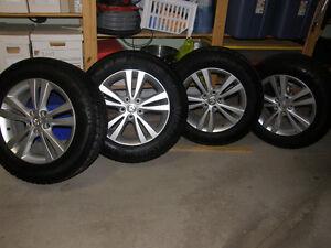 Mag, Jantes, roues 17po, Pneu d'hiver Dean 225 65 R17 MAZDA CX-5