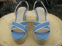 BRAND NEW - SIZE 9 - COLIN STUART WEDGES