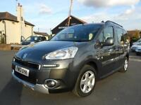 Peugeot Partner 1.6 HDi 115bhp Tepee Outdoor Diesel MPV * Only 51K Miles *