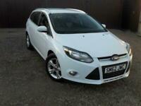 2012 Ford Focus 1.6 ZETEC 5d 124 BHP Estate Petrol Automatic