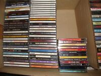 CDs and Cassette Tapes