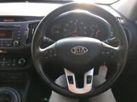 KIA SPORTAGE 1.6 GDI 2WD LOW MILEAGE FINANCE PARTX WELCOME