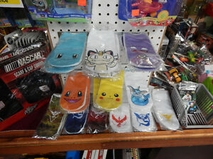 Pokemon Socks - Brand new ankle socks - Great stocking stuffer!
