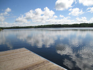 Join the Lakefront Lot Community! Lakeside Lots at Lucien Lake!
