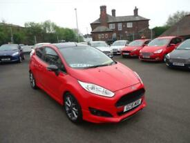 FORD FIESTA ZETEC S RED EDITION 140HP HPI CLEAR FULL SERVICE HISTORY £30 TAX