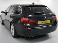 2015 BMW 5 Series 530d Luxury 5dr Step Auto Diesel black Automatic