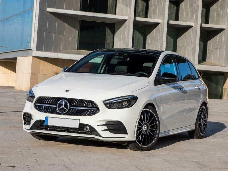 MERCEDES Classe B B 180 d Automatic Business Extra