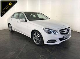 2015 65 MERCEDES E220 SE PREMIUM + BLUETEC AUTO 1 OWNER SERVICE HISTORY FINANCE