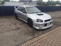 Subaru wrx 300bhp