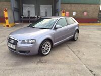 AUDI A3 2.0T SLINE AUTO ONE OWNER TOP SPEC!!