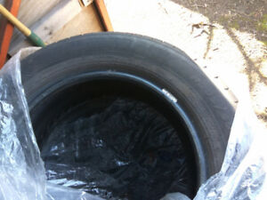 Four All season tyres_205X65 R16