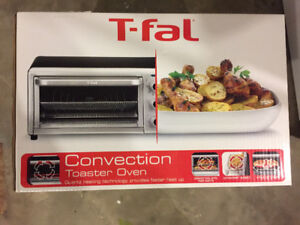 T-fal Convection Toaster Oven