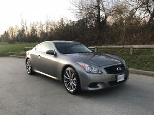 2008 Infiniti G37S Coupe - Excellent Condition - Fully Loaded